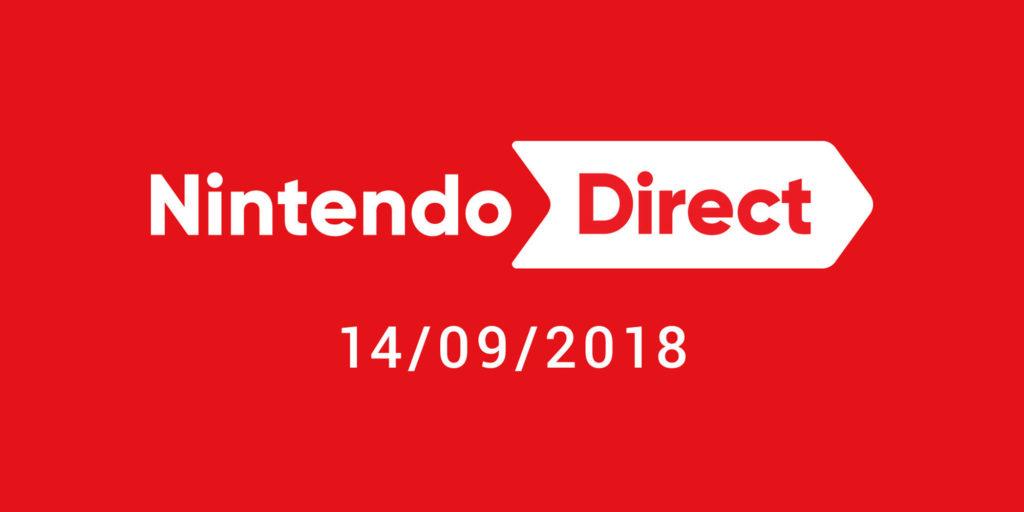 Nintendo Direct 14/09/18