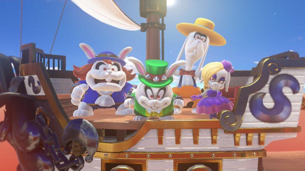 Les nouveaux sbires de Bowser dans Super Mario Odyssey