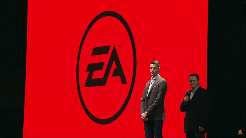 Annonce de FIFA sur Switch