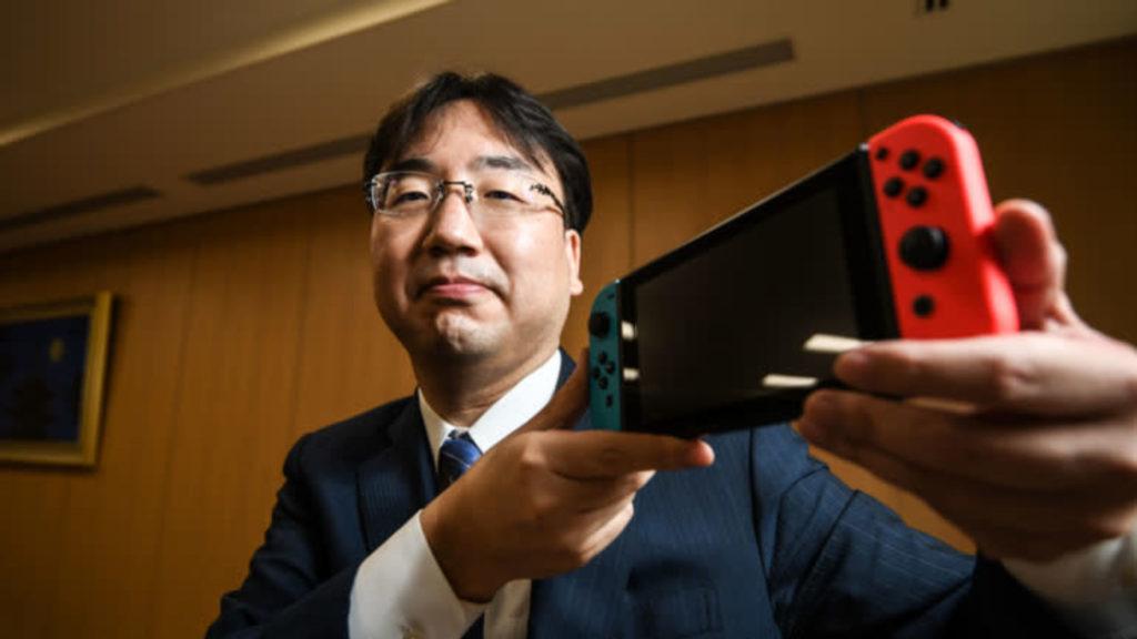 Shuntaro Furukawa, PDG de Nintendo